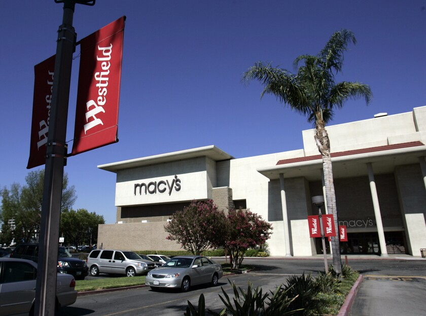 Macy's is closing 14 stores, including its department store and furniture gallery in Woodland Hills.