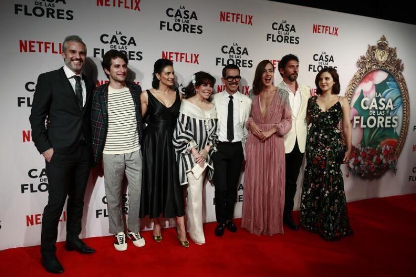"""""""La casa de las flores"""" regresa en octubre a Netflix sin Verónica Castro"""