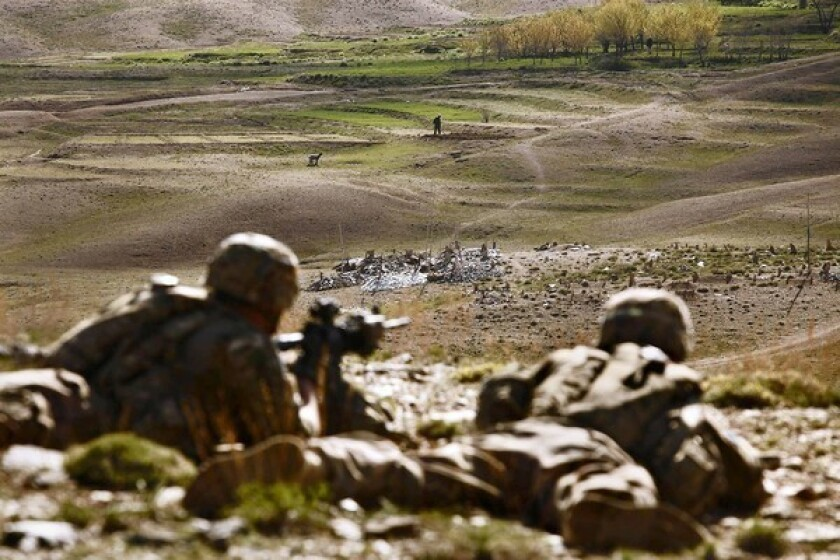 For one U.S. Army unit, Afghan Highway 1 is job No. 1