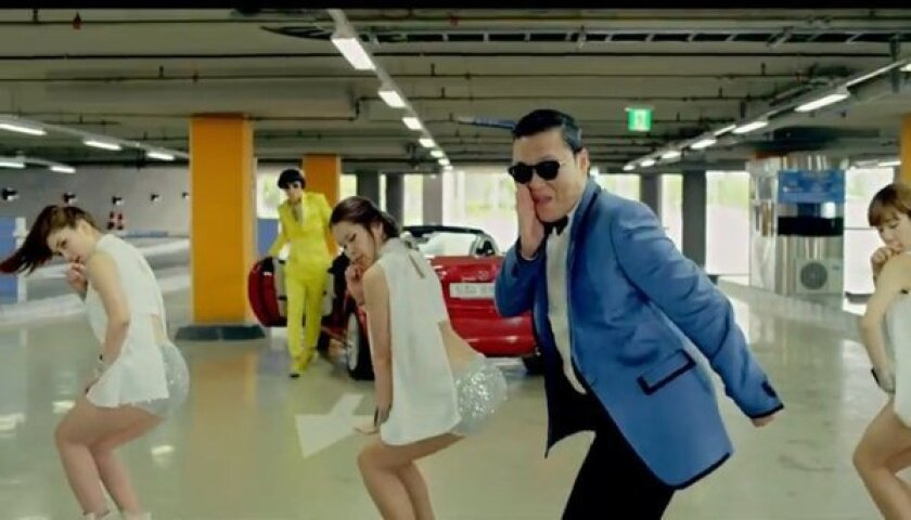 """Psy's hit """"Gangnam Style"""" has spawned a slew of products."""