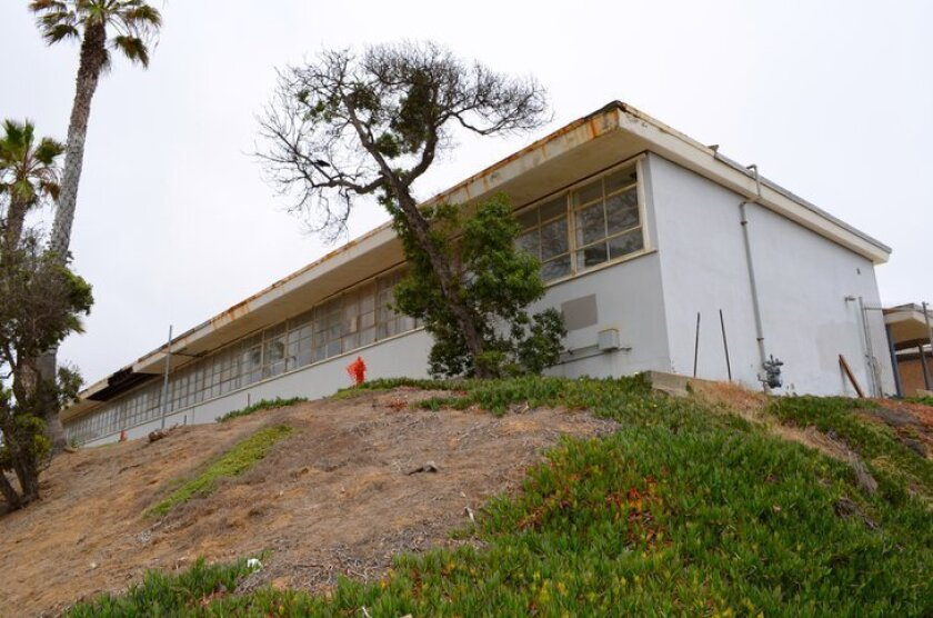 The Encinitas Union School District is looking at how to spend money from the Pacific View sale.