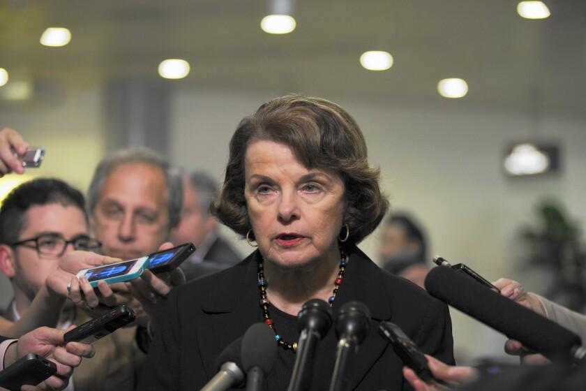 Poll: Barbara Boxer, Dianne Feinstein shouldn't run again, majority of voters say