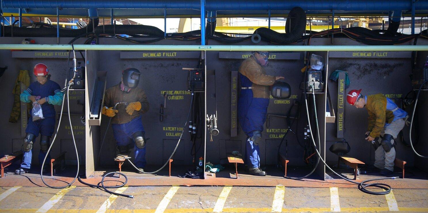 NASSCO: shipyard workers wanted - The San Diego Union-Tribune