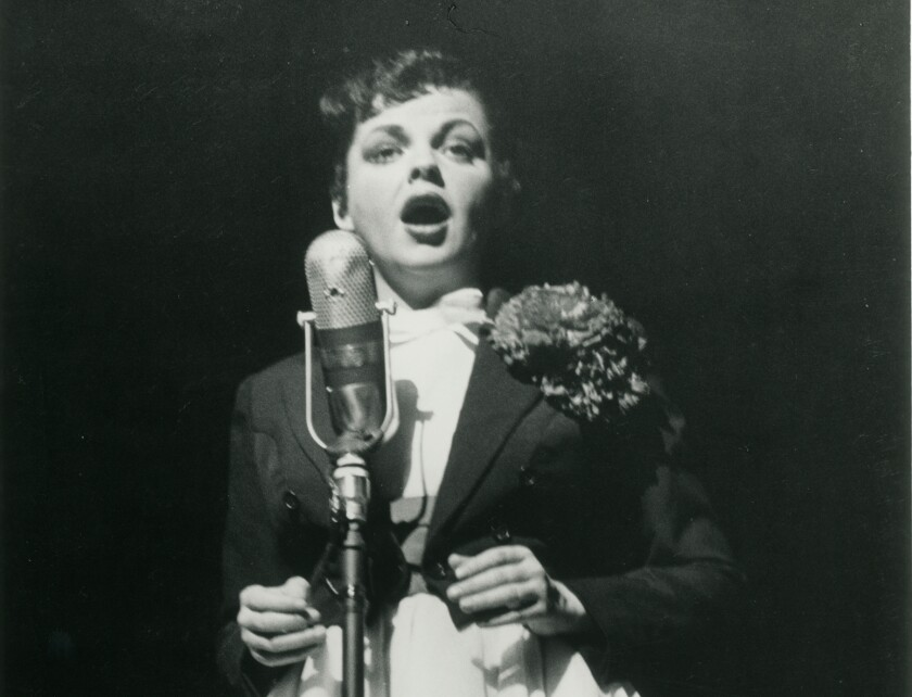 "Judy Garland is remembered in the new documentary ""Sid & Judy"" on Showtime."
