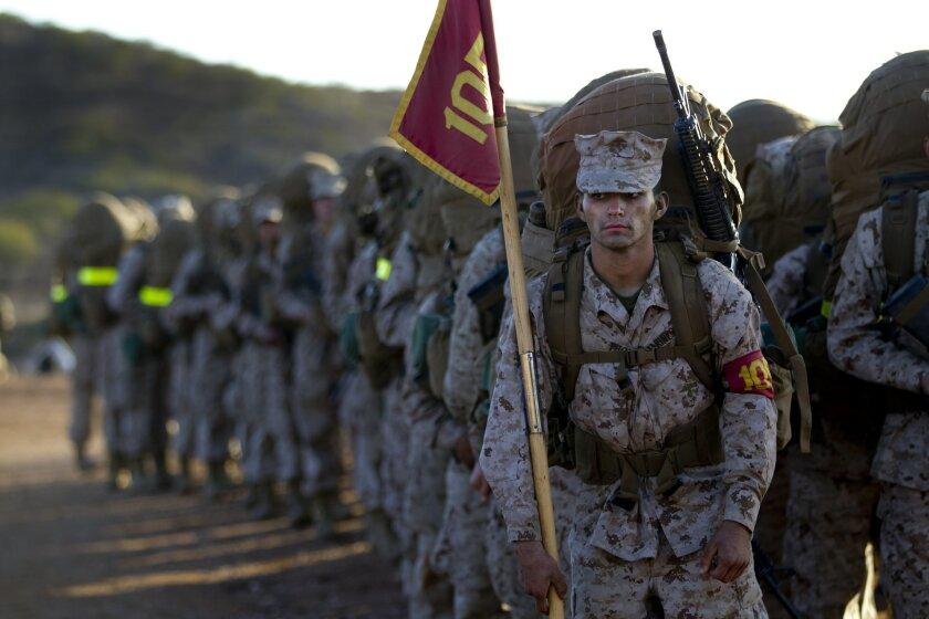 Marines Crucible