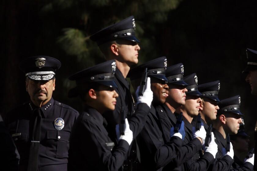 LAPD graduates