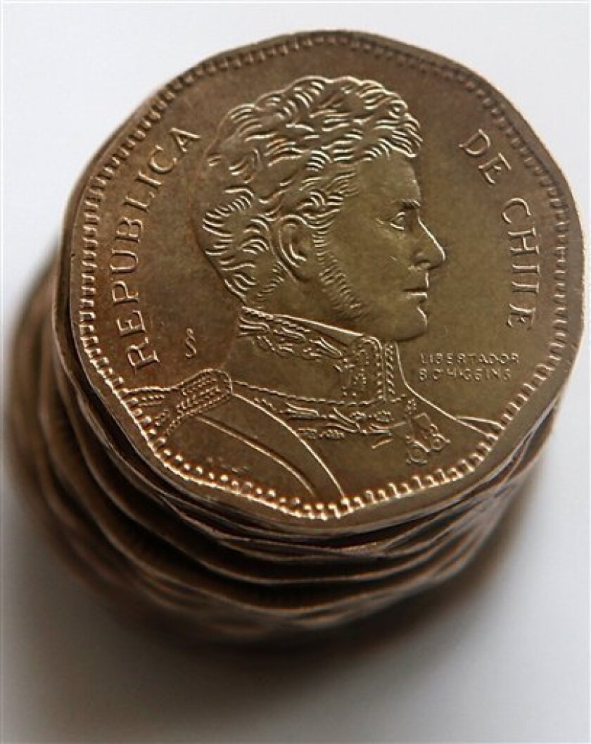 Is It Chiie Or Chile Mint Issues Bad Coins The San Diego Union Tribune