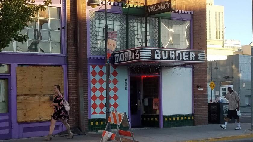 Morris Burner Hotel