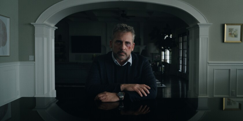 """Steve Carell's Mitch Kessler is alone in the world of his making in the season finale of """"The Morning Show."""""""