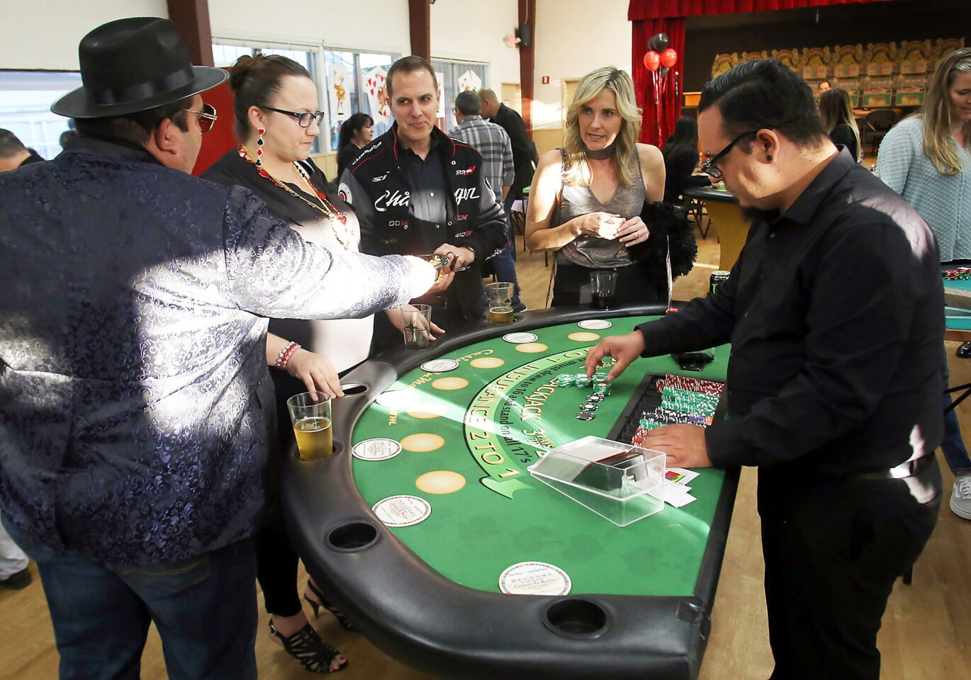 Photo Gallery: Fiesta Days Casino Night