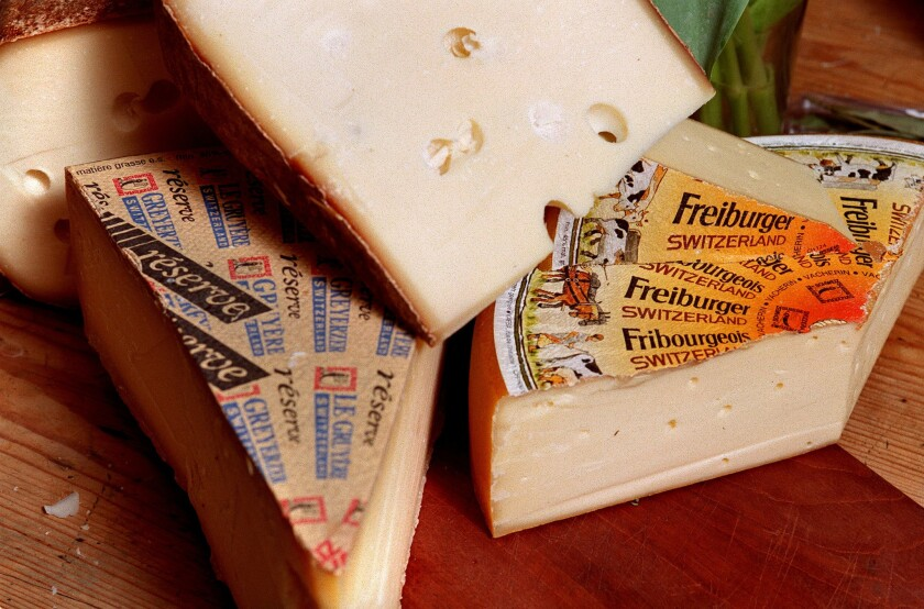 A recent study draws a relation between cheese and addictive behavior.