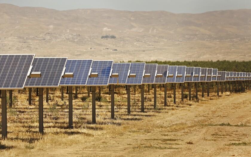 Maricopa solar energy project