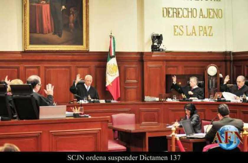 Suspenden conflicto territorial Ens-Rosarito