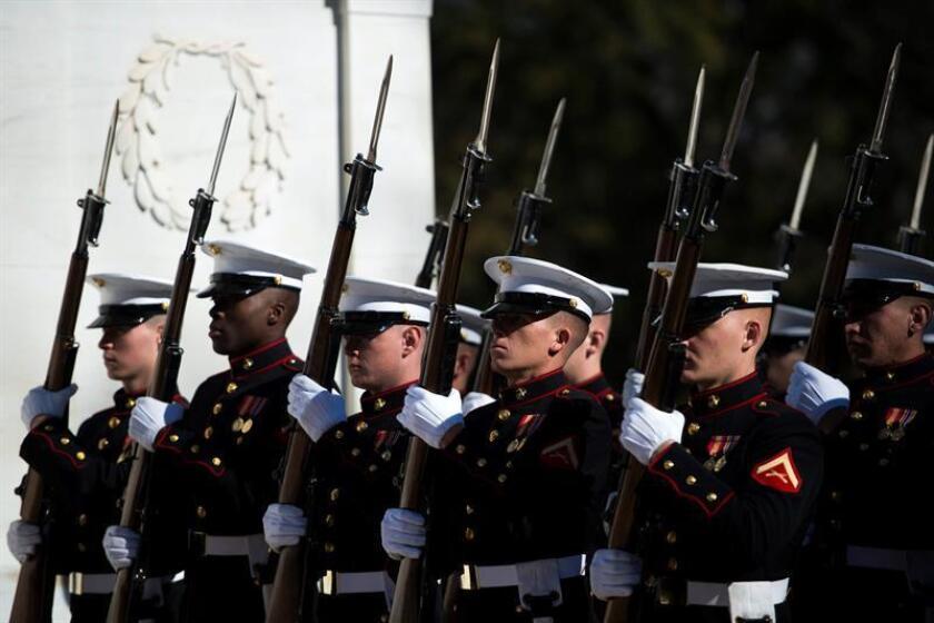 El Departamento de Defensa ha destinado cerca de 8 millones de dólares desde el año 2016 para el tratamiento quirúrgico de unos 1.500 militares transgénero, de acuerdo con datos del Pentágono publicados hoy por el diario USA Today. EFE/Archivo