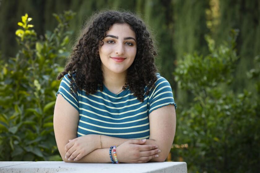 Portrait of Marwa Al-Naser