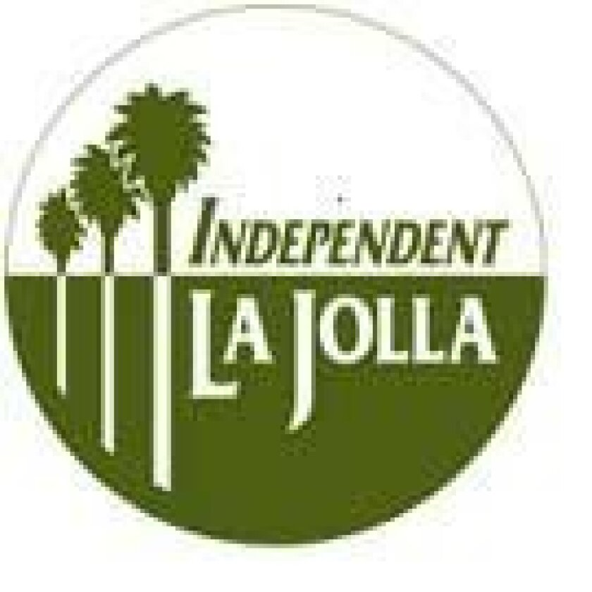 Independent La Jolla's logo. Image: Courtesy