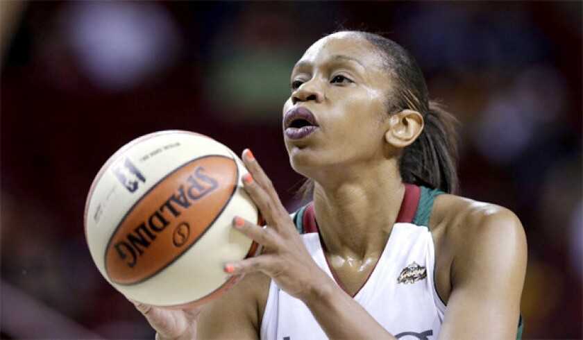 Tina Thompson's long journey in the WNBA is about to end