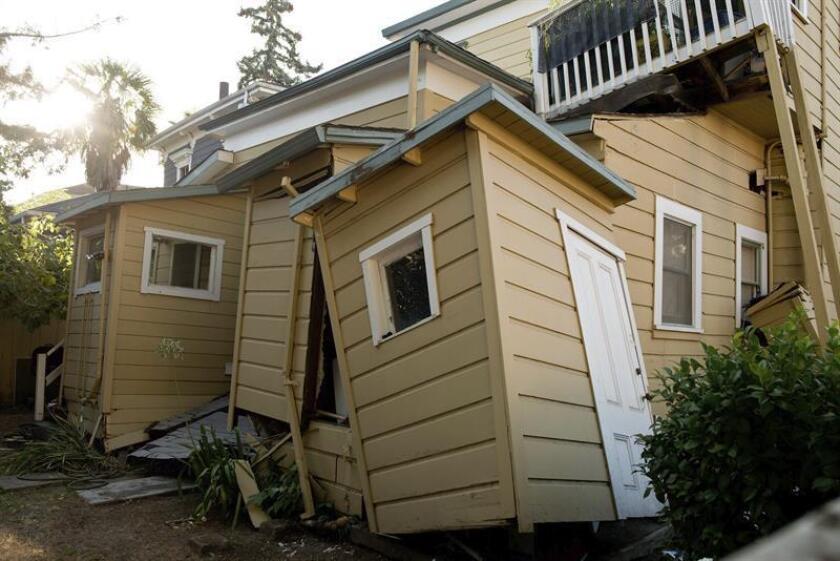 Más de 250 temblores menores experimentados recientemente en el sureste de California cerca de la frontera con México podrían ser el indicador de algo más grande, advirtieron expertos, aunque no pueden predecir la ocurrencia de un temblor de gran magnitud. EFE/ARCHIVO