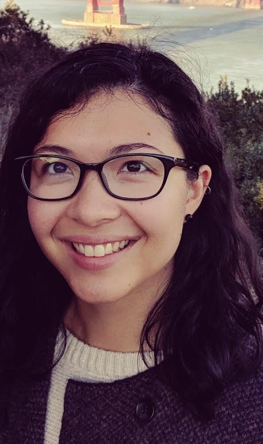 Emily Paolillo is one of the 100 women  selected to receive a $15,000 P.E.O. Scholar Award.