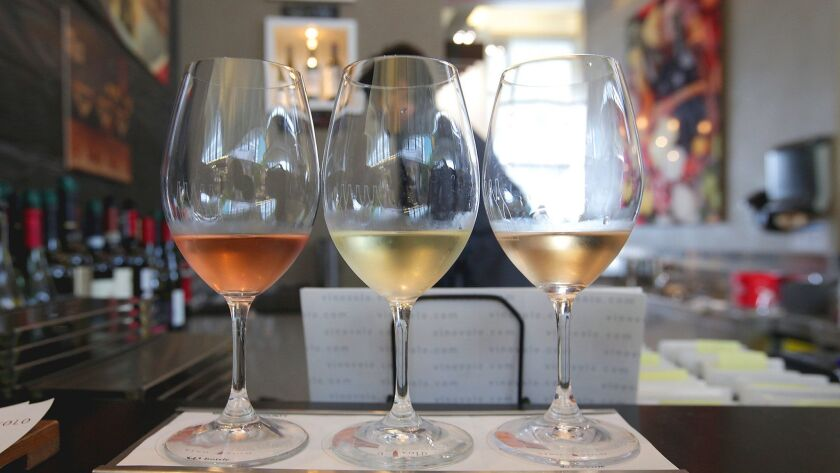 Vino Volo caters to the traveling wine connoisseur at LAX.