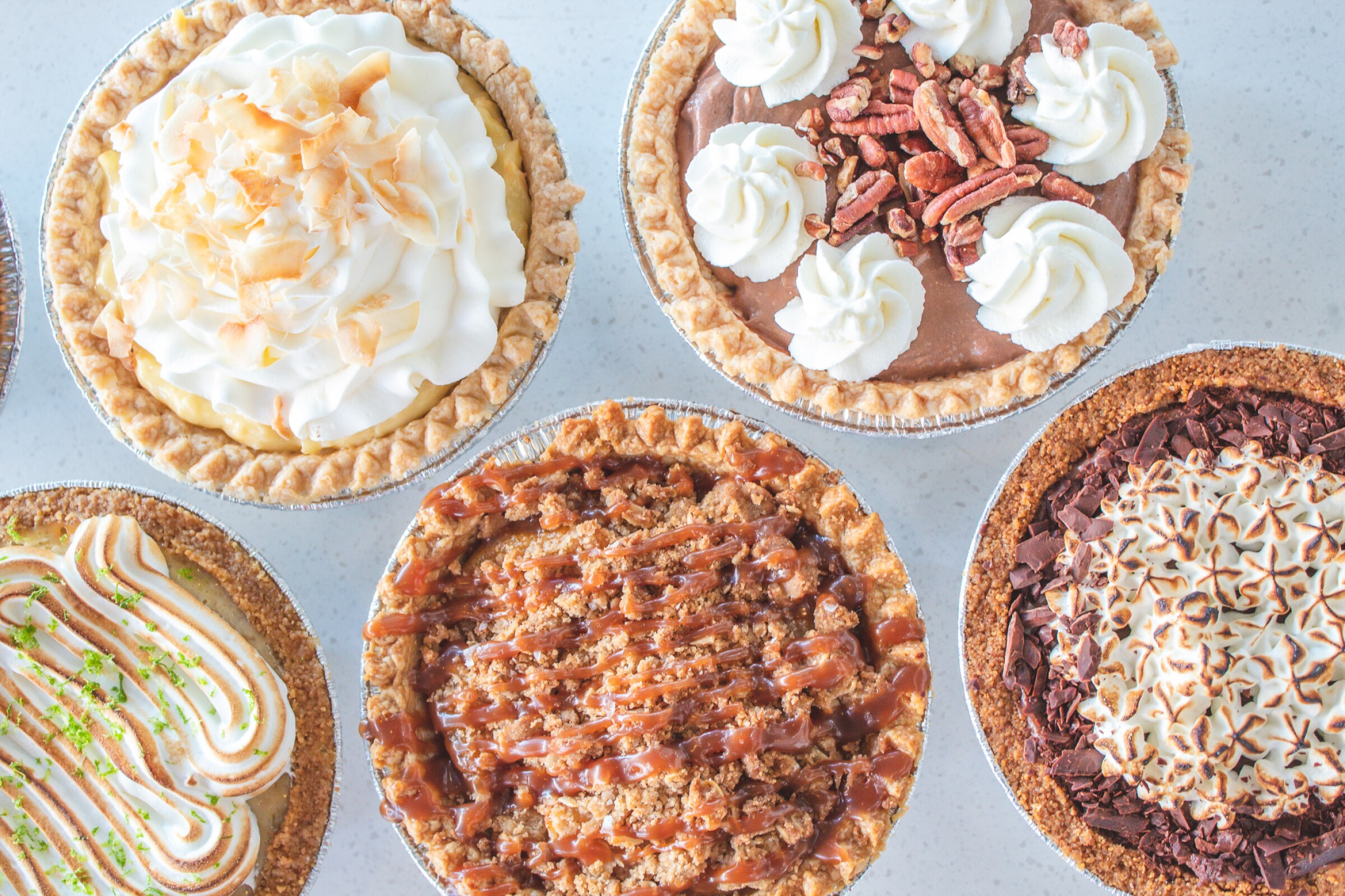 Pacific Social will offer a selection of pie flavors on Pi Day.