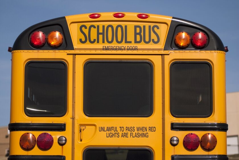 Drivers were placed behind the wheels of school buses without the proper vetting.