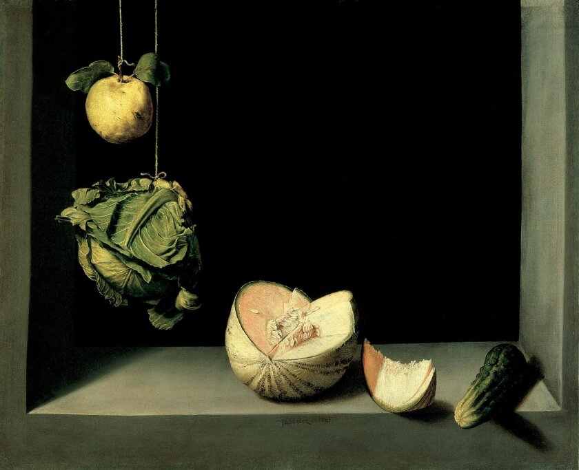 It may be an overstatement to say that Juan Sánchez Cotán changed