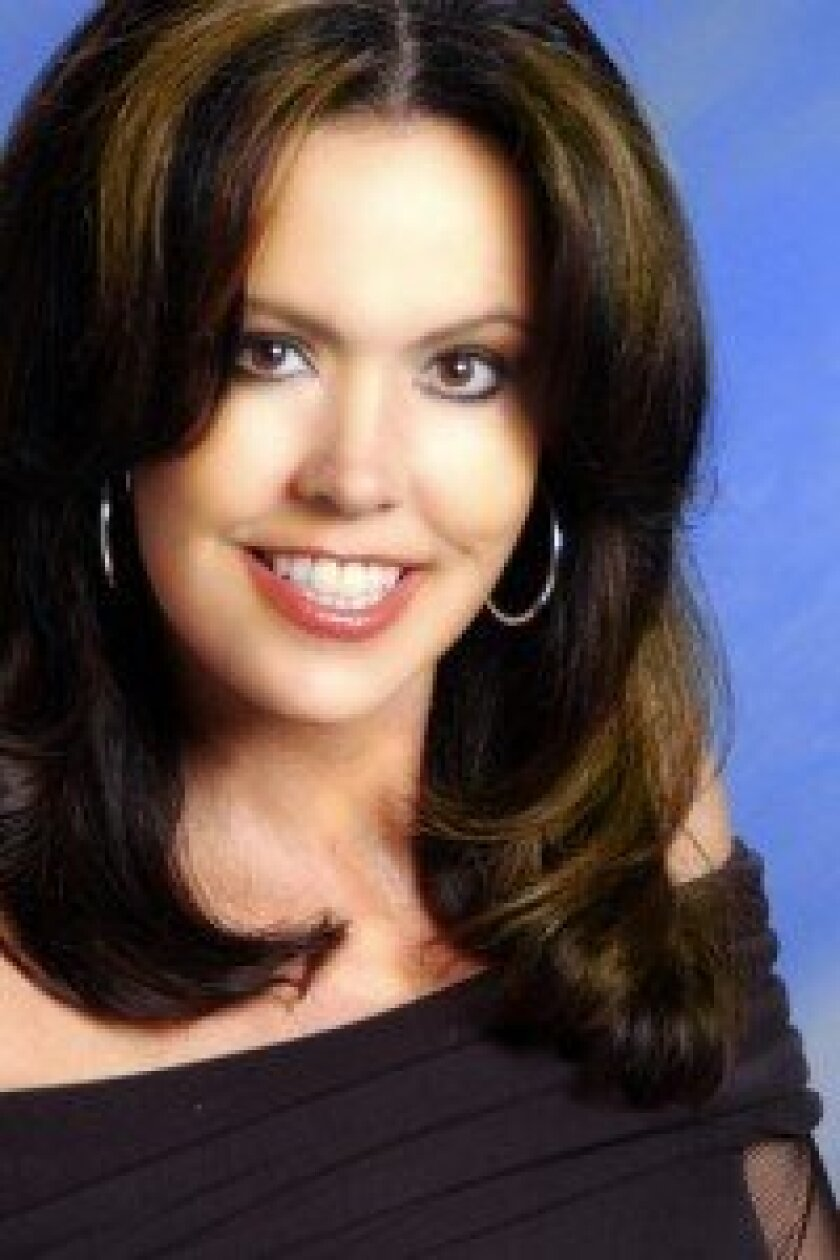 """Mary Murphy of FOX-TV's """"So You Think You Can Dance."""""""