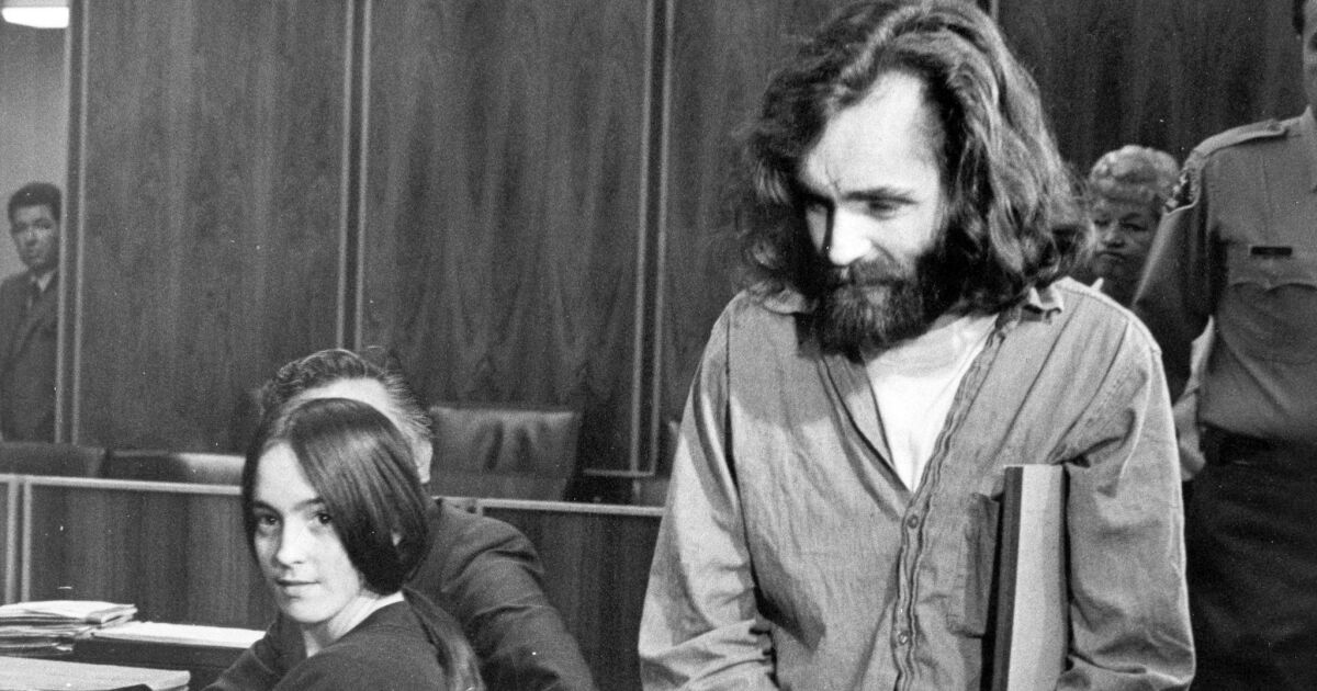 From the Archives: The famous Manson true crime book, 'Helter Skelter,' reviewed in 1974