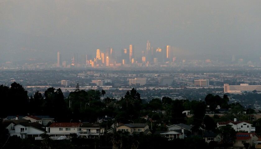 SoCal hit with worst smog in years as hot, stagnant weather brings