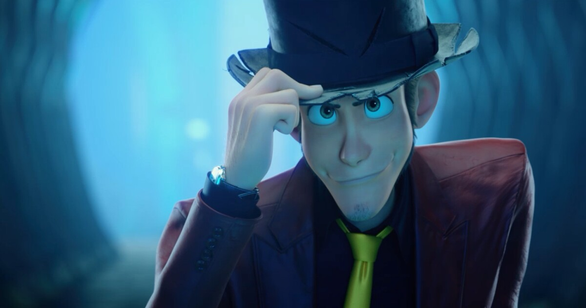 Review: 'Lupin III: The First' is a fun 3DCG adventure where an anime icon beats up Nazis