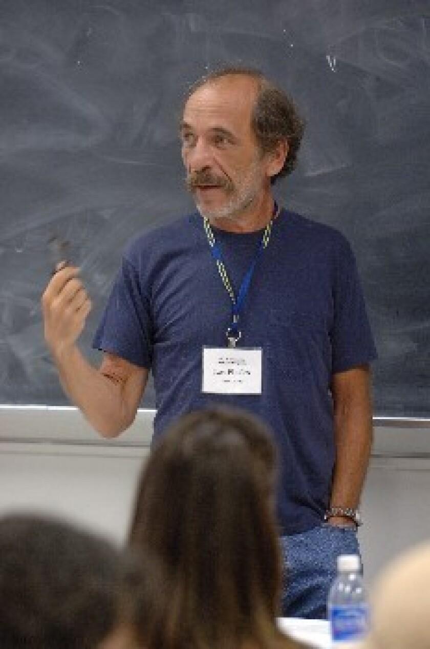 Les Plesko teaching