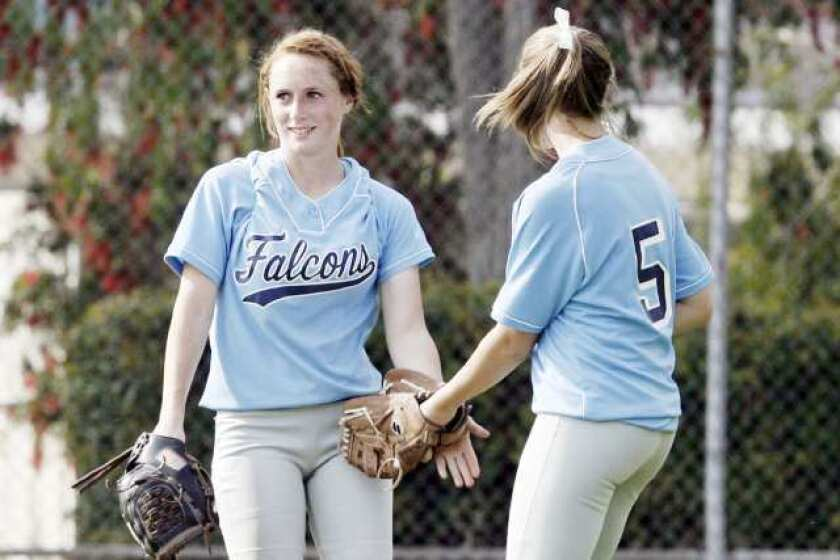 Crescenta Valley softball leads local contingent looking to move up