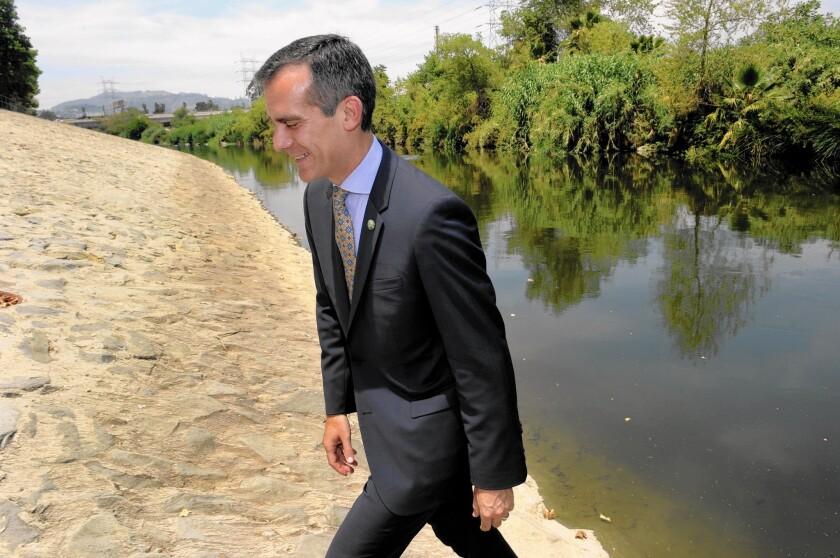 Report supports housing development along L.A. River