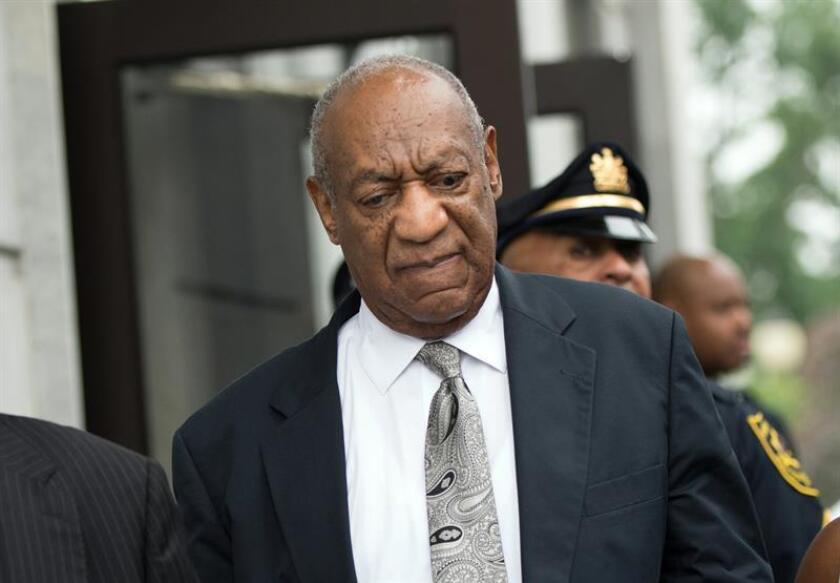 Ensa Cosby, una de las hijas del comediante Bill Cosby, falleció el pasado viernes a los 44 años en el estado de Massachusetts, informó hoy el portal especializado en noticias de famosos TMZ. EFE/Archivo