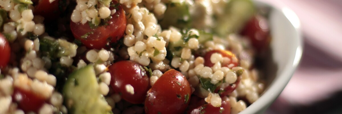 Quick and refreshing: Cool summer salads