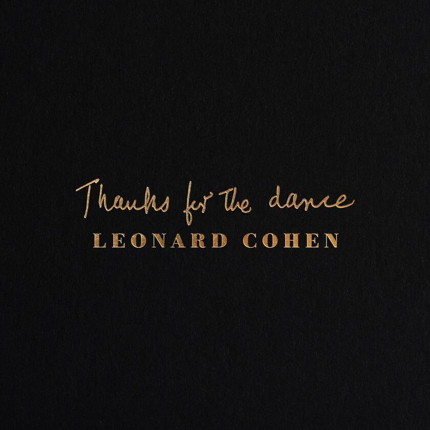 Music Review - Leonard Cohen