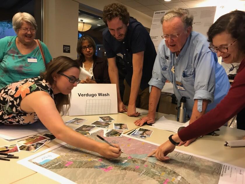 Upper LA River revitalization project