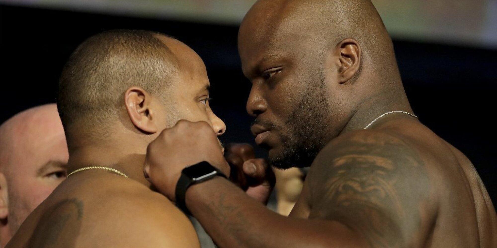 UFC 230 live coverage and updates: Daniel Cormier vs. Derrick Lewis