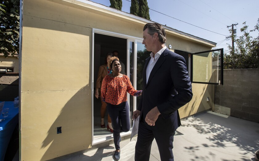 How lawmakers are upending the California lifestyle to fight a housing shortage