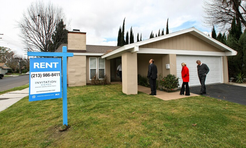 Single Family Rental Home Giants Form Trade Group In