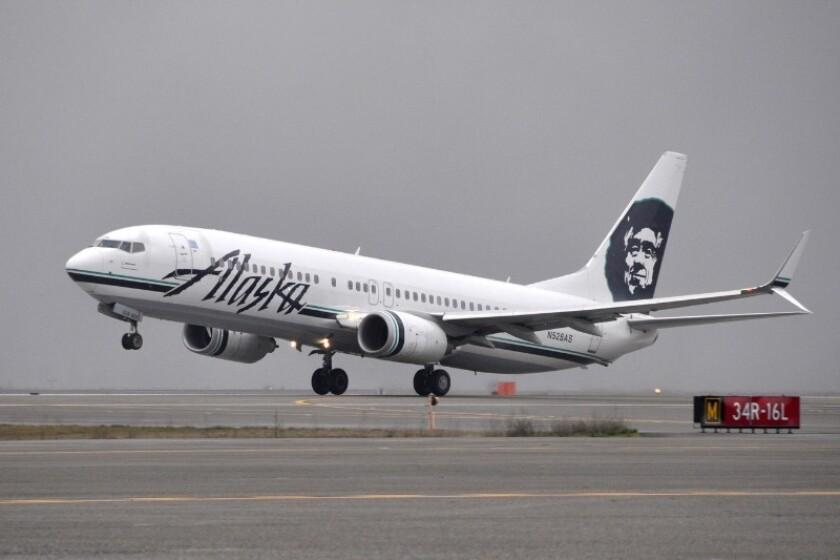 Alaska Airlines will start new L.A.-Costa Rica flights next fall.