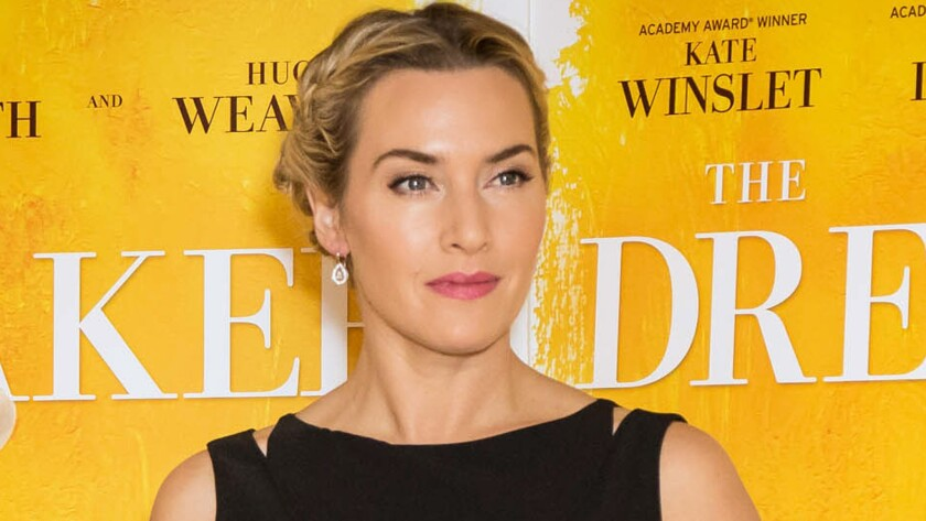 Kate Winslet isn't hopping on the gender pay-gap bandwagon: 'All a bit vulgar, isn't it?'