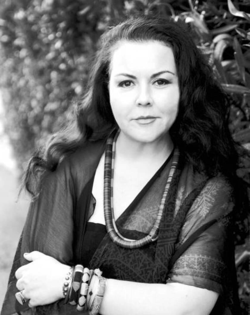 Los Angeles designer Cynthia Vincent.