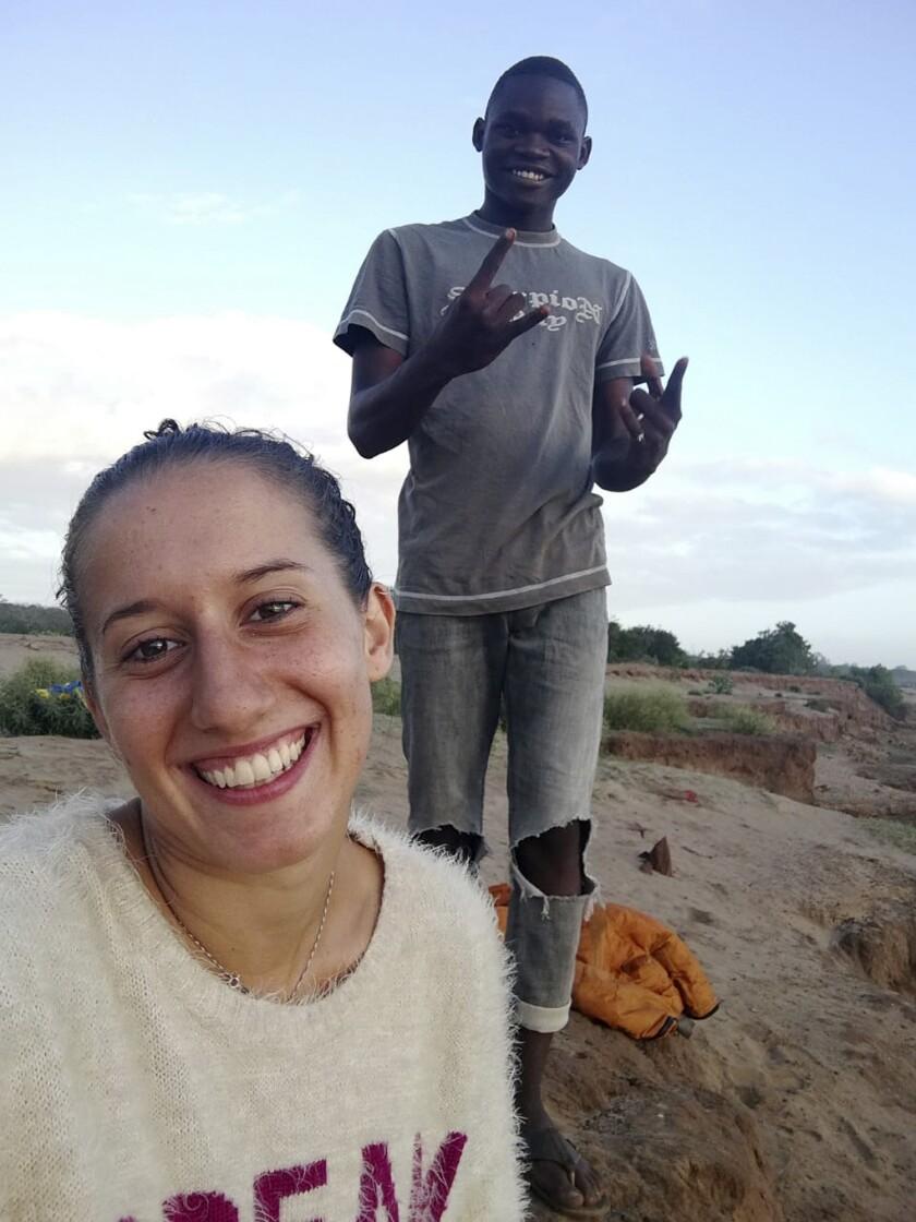Kenya Italy Kidnapping