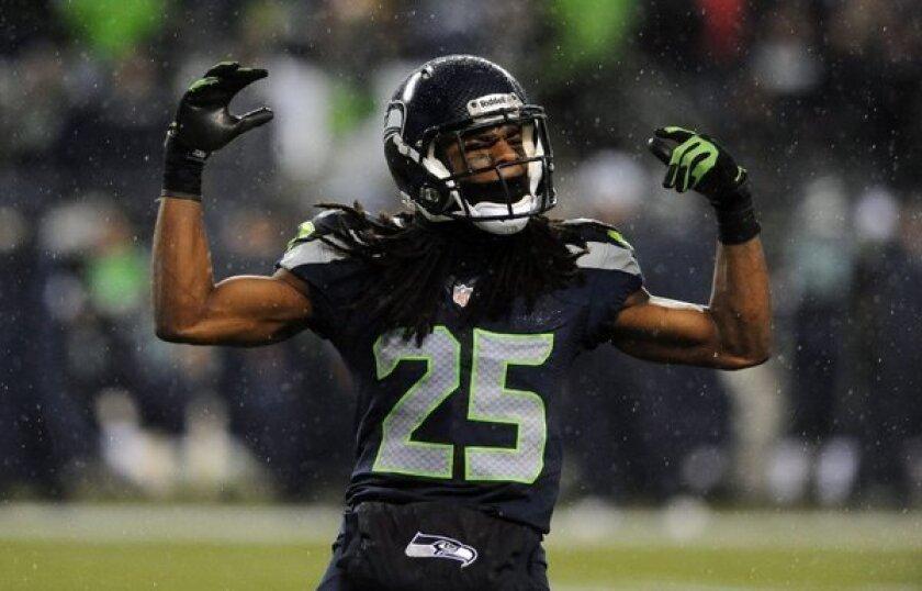 Seattle Seahawks' Richard Sherman wins appeal of NFL suspension