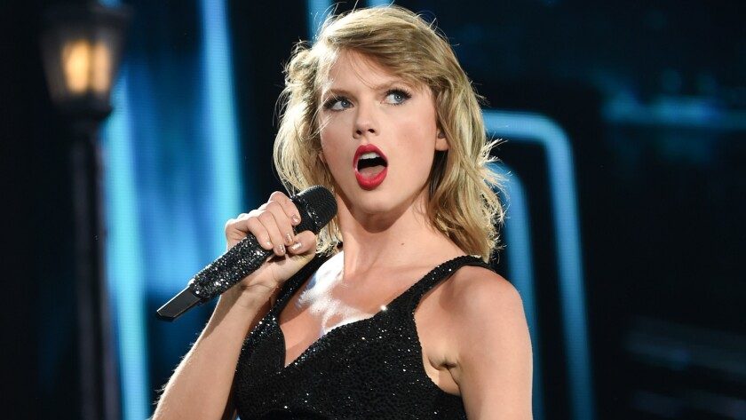 Taylor Swift turned to Twitter to respond to President Trump.