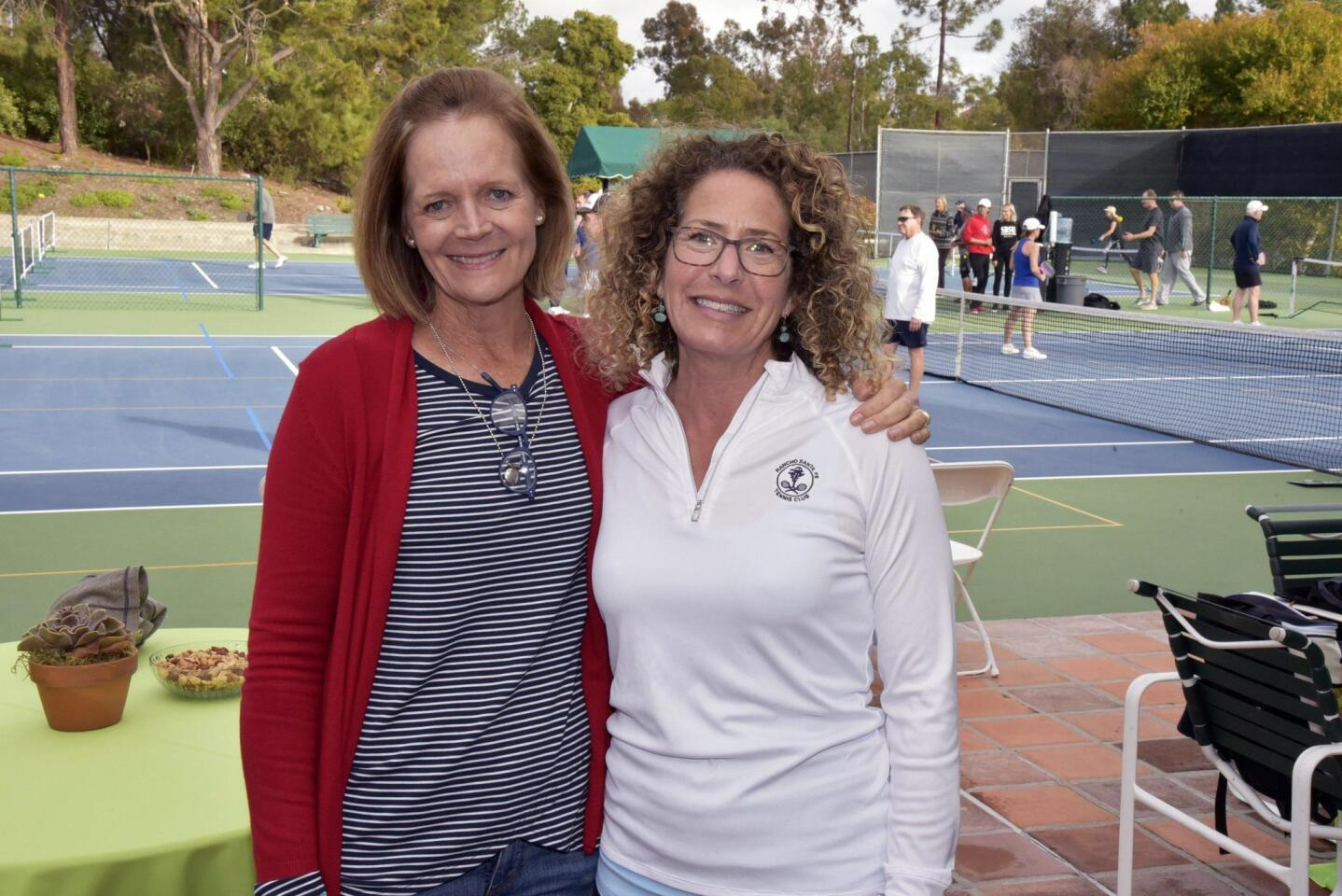 Rancho Santa Fe Tennis Club Pickleball mixer