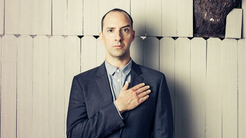 """Tony Hale plays Gary Walsh in the HBO comedy series """"Veep."""""""