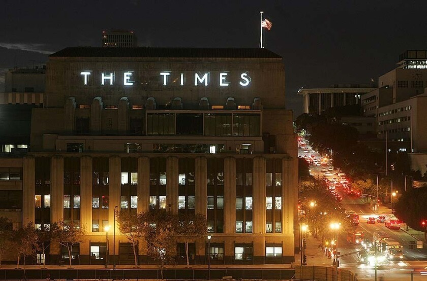 L.A. Times weighs policy on 'illegal immigrant' in wake of AP ban